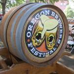 2014 Oregon Brewers Festival.