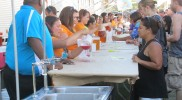 2014 OBF Serving Pouring
